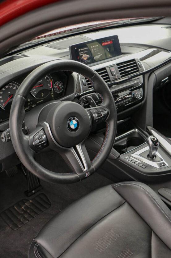 2018 F80 BMW M3 Сахир Оранжевый 15 553x830