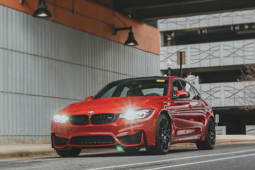 2018 F80 BMW M3 Sakhir Orange 8 830x553