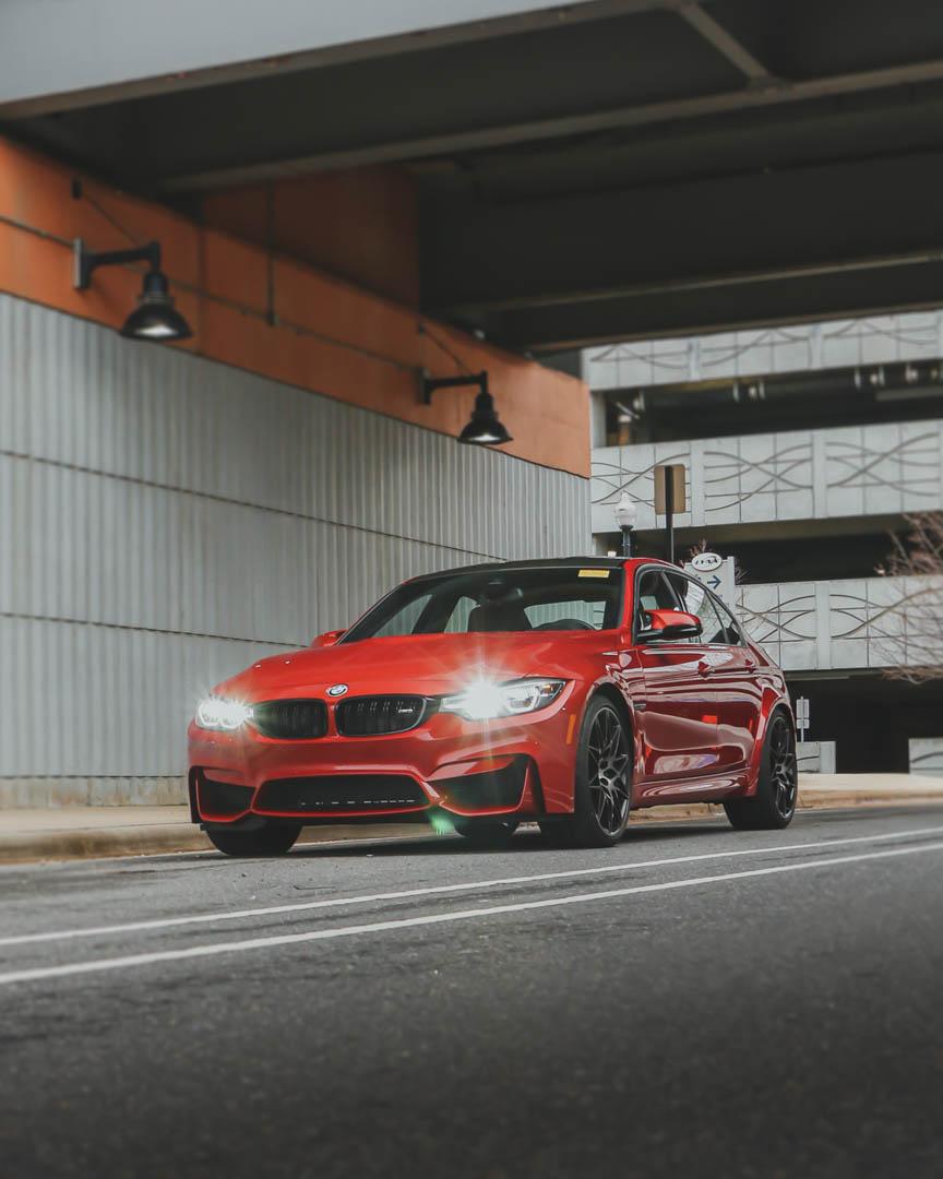 2018 F80 BMW M3 Sakhir Orange 8