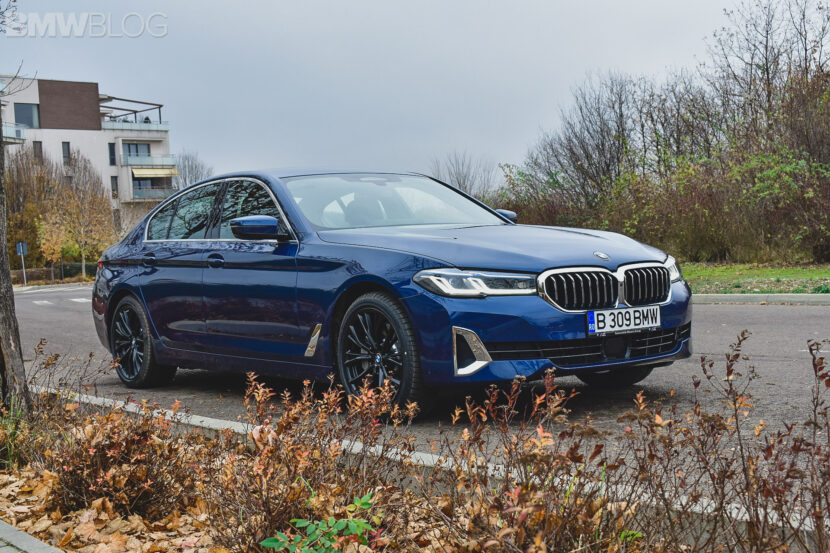2020 bmw 530e review 21 830x553