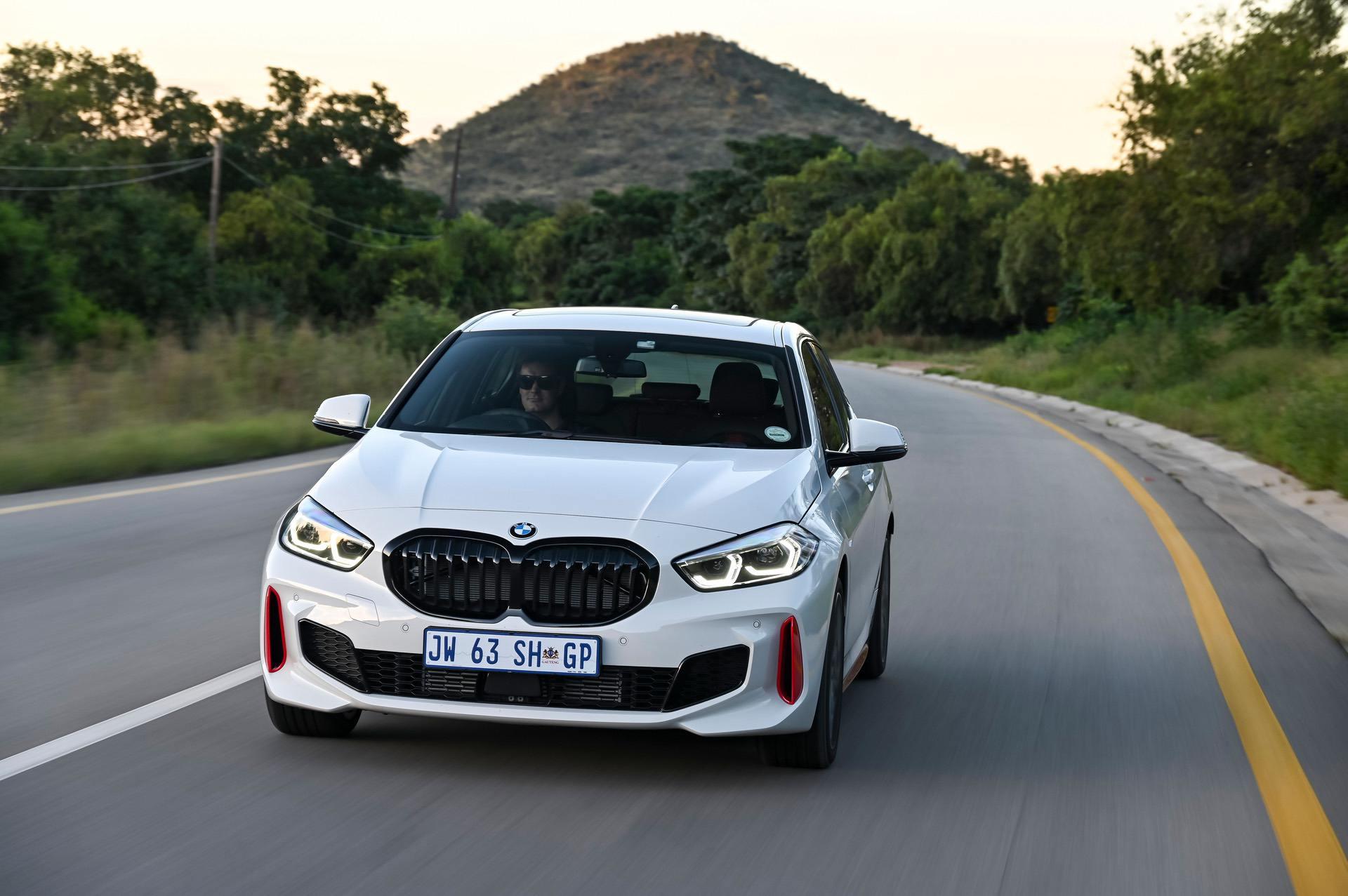 BMW 128ti против Volkswagen GTI — Автоэкспресс-тест