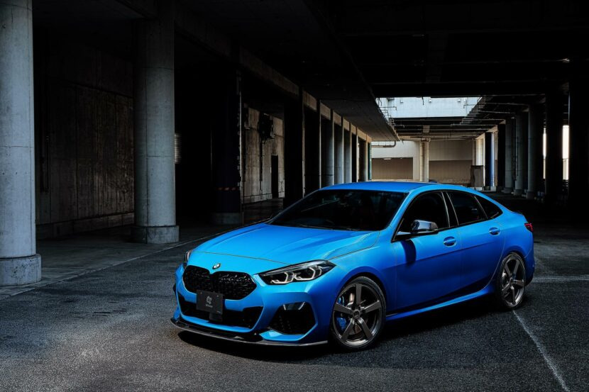 Japanese tuner 3D Design launches an aero program for BMW 2 Series Gran Coupe
