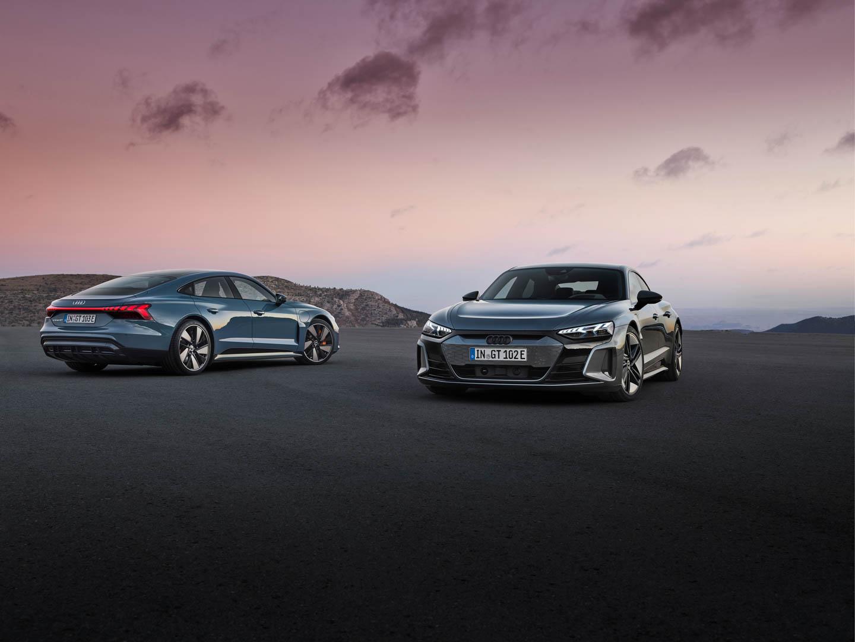 Audi RS e tron GT 6