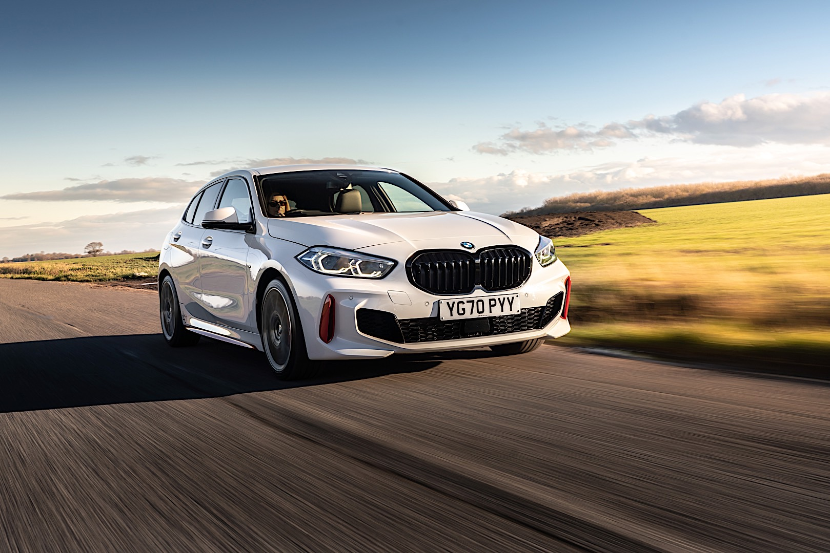Video: BMW 128ti does a 0-100 km/h run, standing kilometer