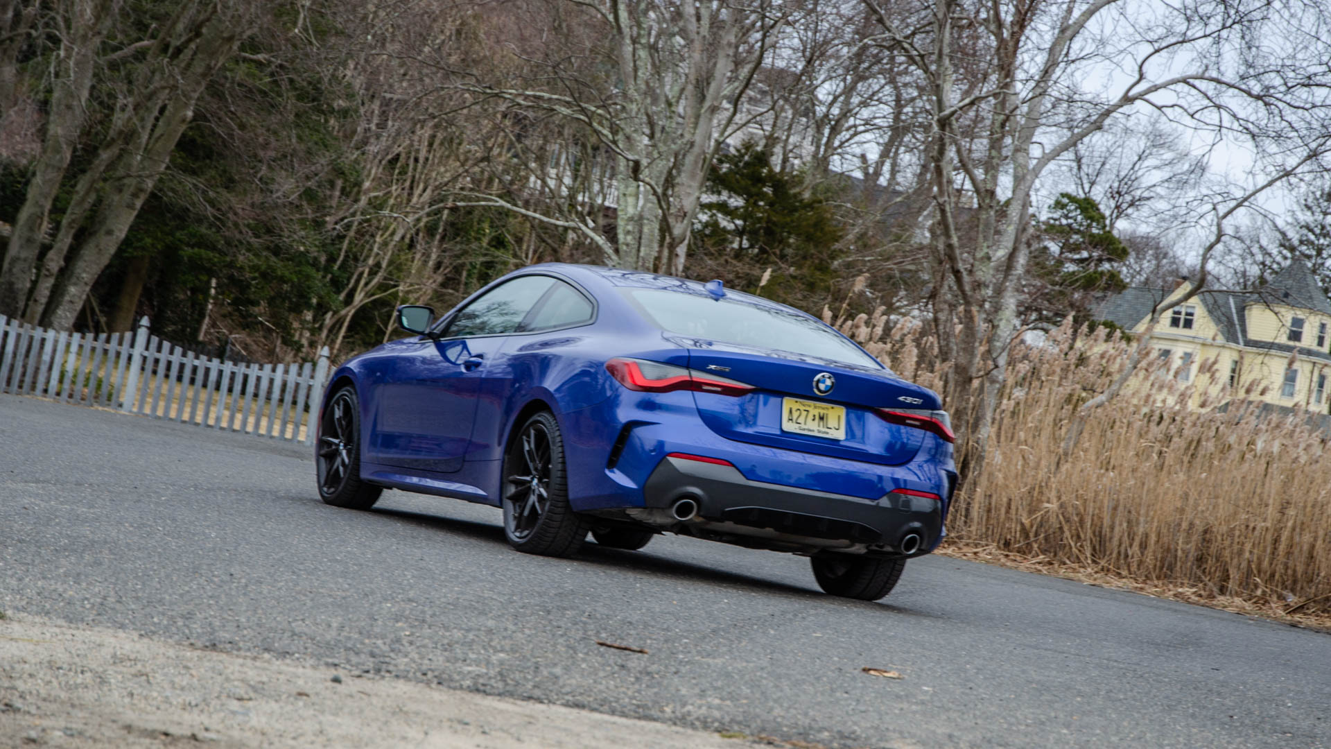 TEST DRIVE: 2021 BMW 430i xDrive Coupe — Exceeds Expectations