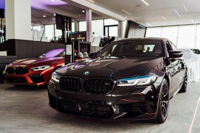 BMW M Sikora showroom in Poland 4 830x553