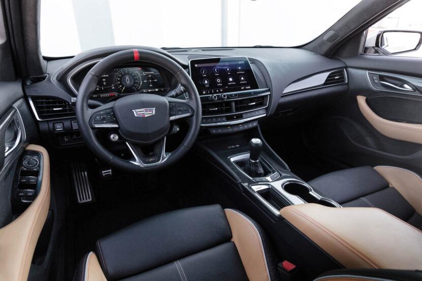 Cadillac CT5 V Blackwing 7 830x553