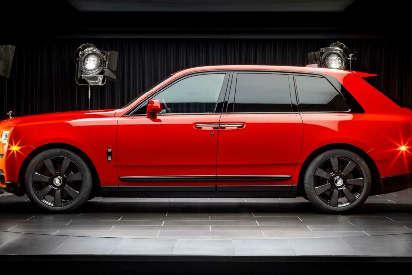 Why is the Rolls-Royce Cullinan Hip-Hop's Most Popular Car?