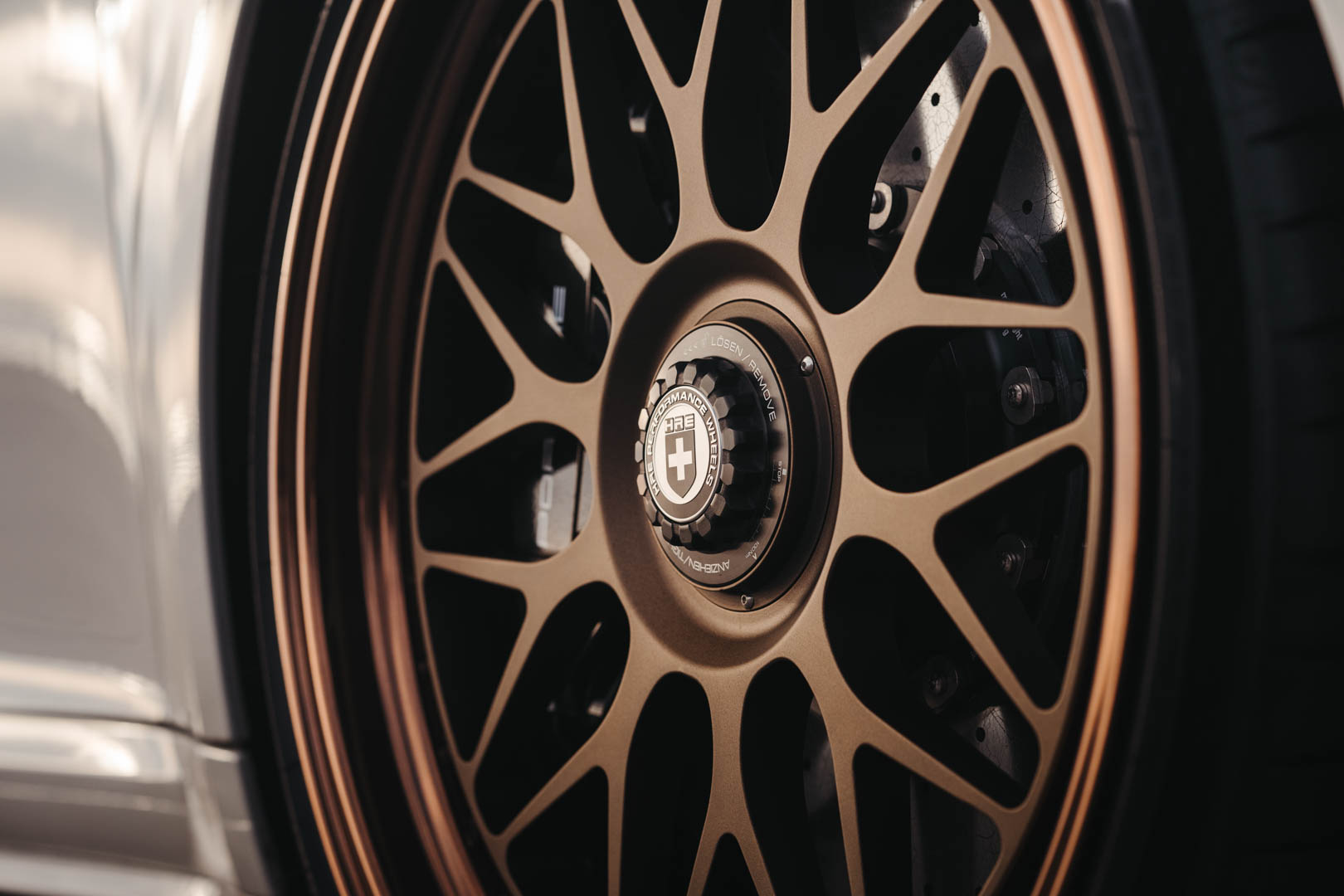 HRE Wheels FMR Forged 24