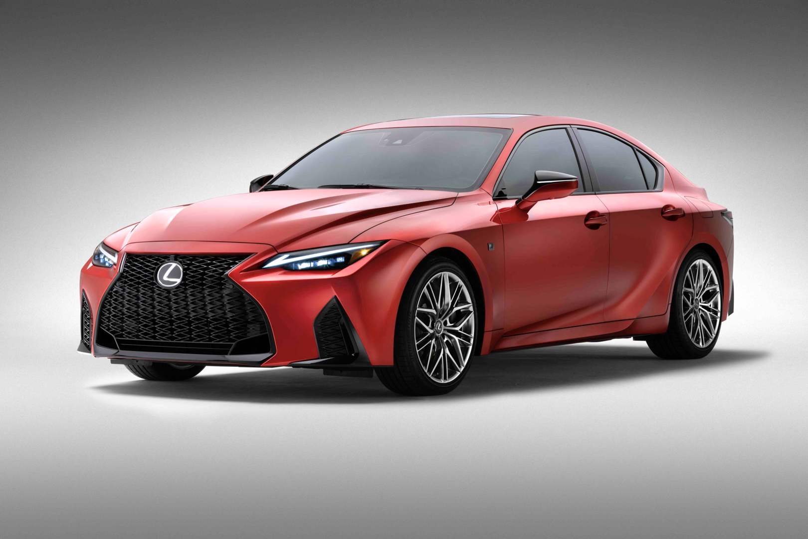 Lexus IS500 Brings V8 Power to the 3 Series Segment