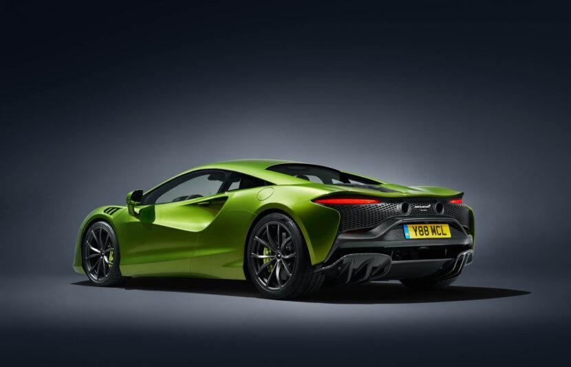 McLaren Artura 1 830x533