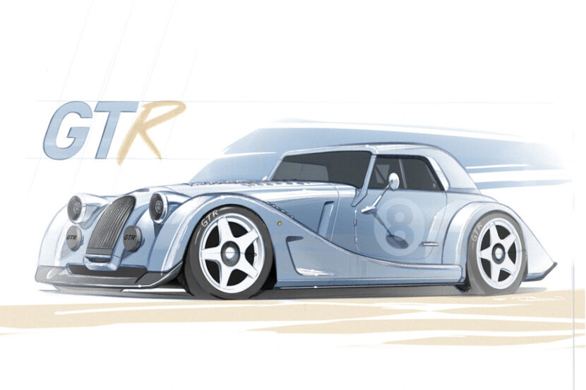 Morgan Plus 8 GTR 3 of 12 830x553