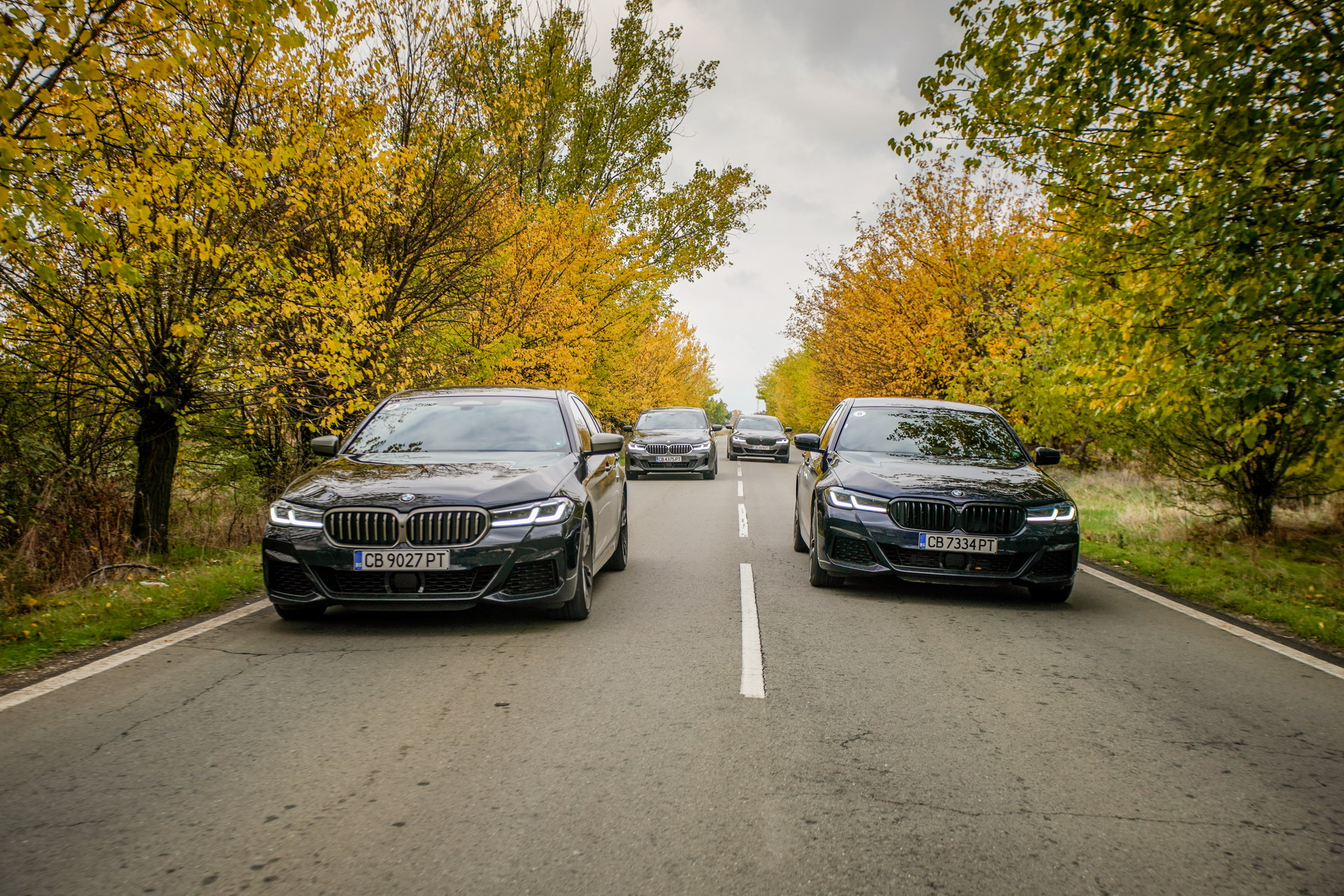 New BMW 5 Series and 6 Series GT facelift Bulgarian launch 13