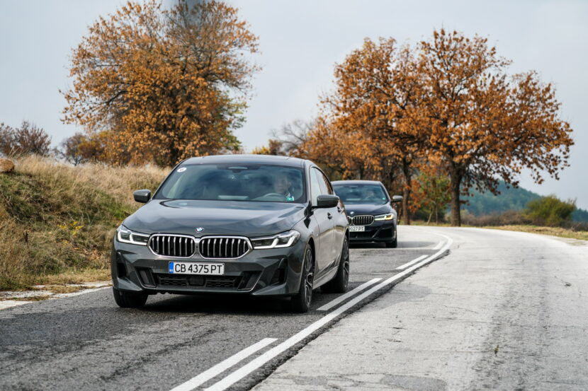 New BMW 5 Series and 6 Series GT facelift Bulgarian launch 30 830x553