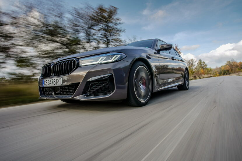 New BMW 5 Series and 6 Series GT facelift Bulgarian launch 47 830x553