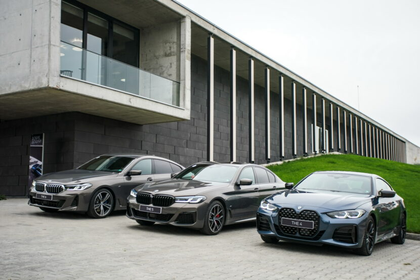 New BMW 5 Series and 6 Series GT facelift Bulgarian launch 66 830x553