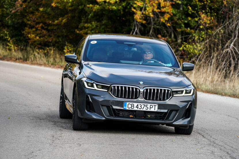 New BMW 5 Series and 6 Series GT facelift Bulgarian launch 70 830x553