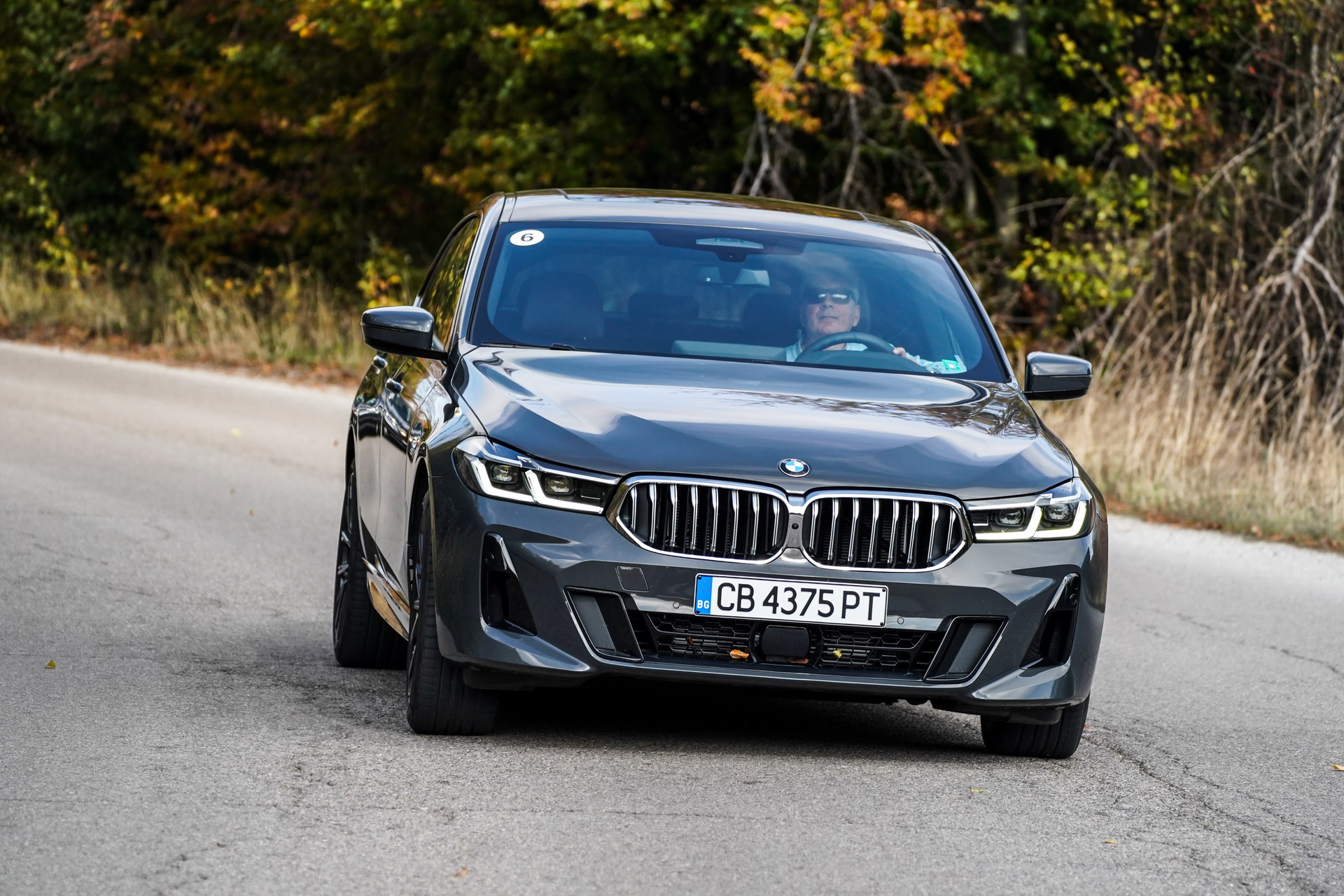 New BMW 5 Series and 6 Series GT facelift Bulgarian launch 70