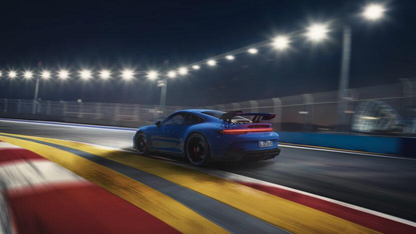 Porsche 911 GT3 2021 года уже здесь - будет ли какой-нибудь биммер, который сможет не отставать?