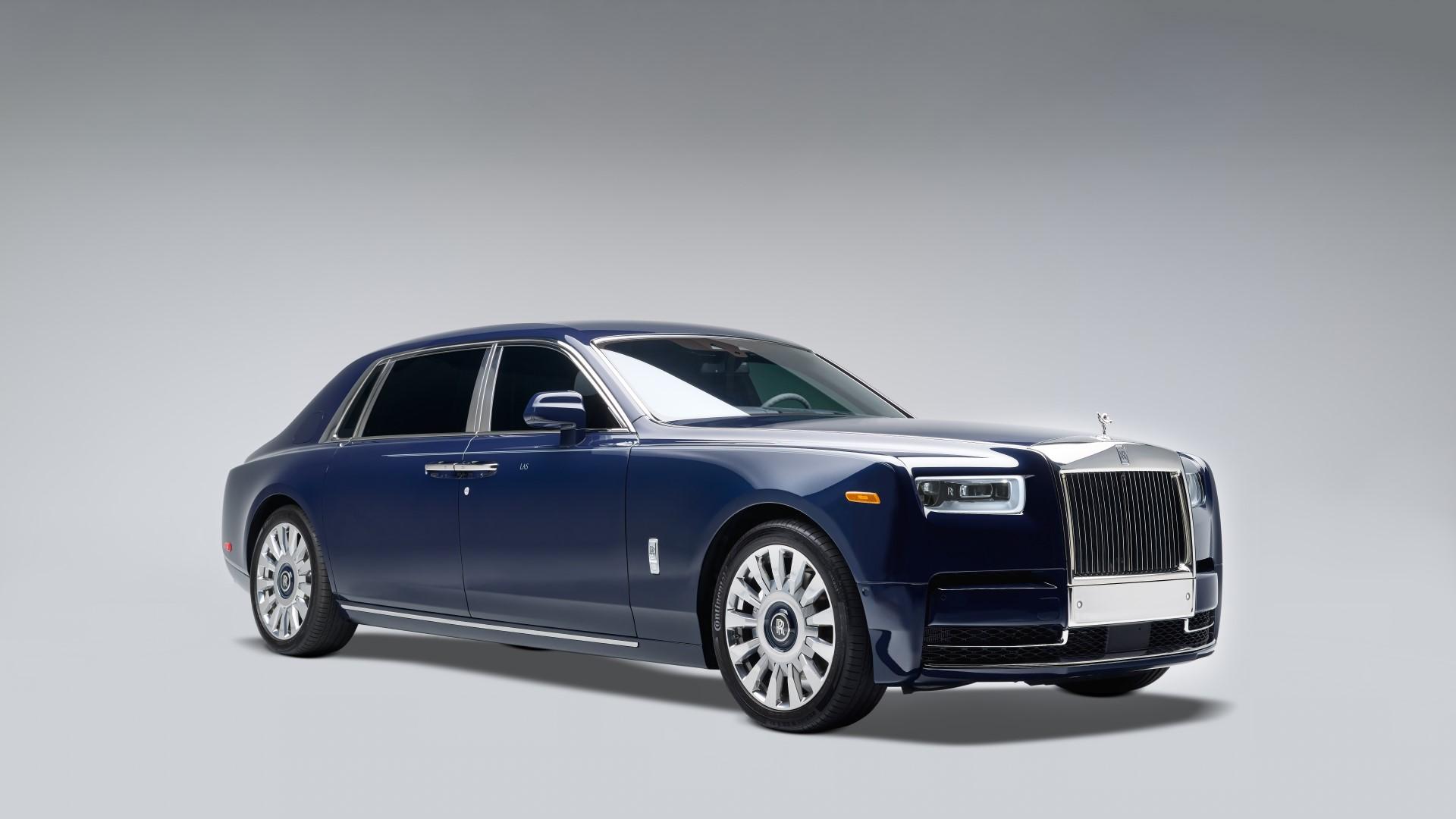 Rolls Royce Bespoke Koa Phantom Extended 1