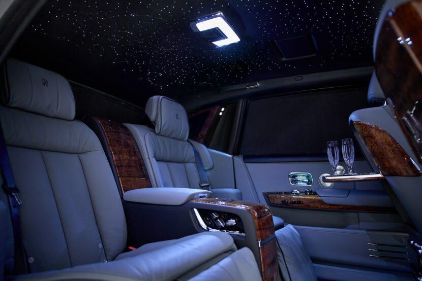 Koa Phantom: новое изысканное творение от Rolls-Royce Bespoke