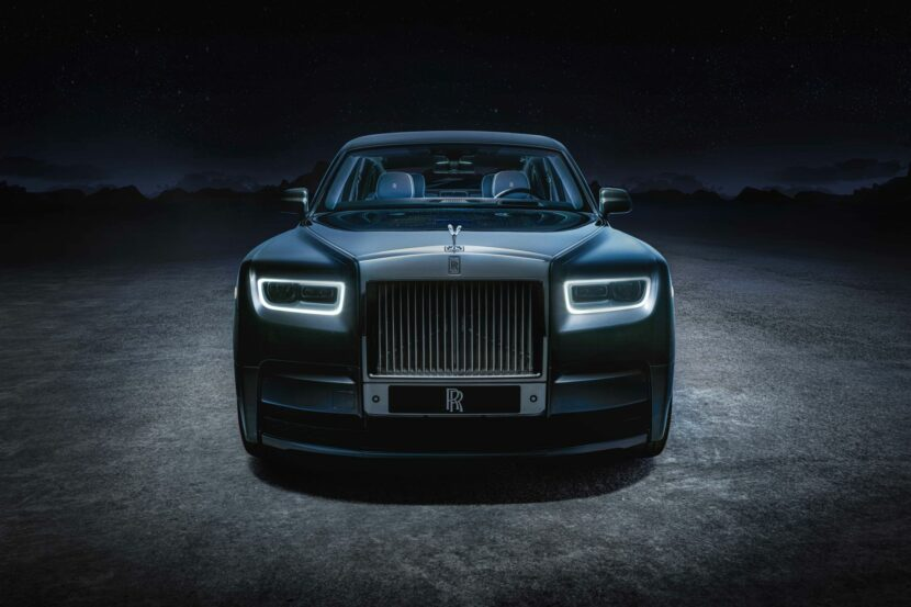 Rolls Royce Phantom Tempus Collection 5 830x553