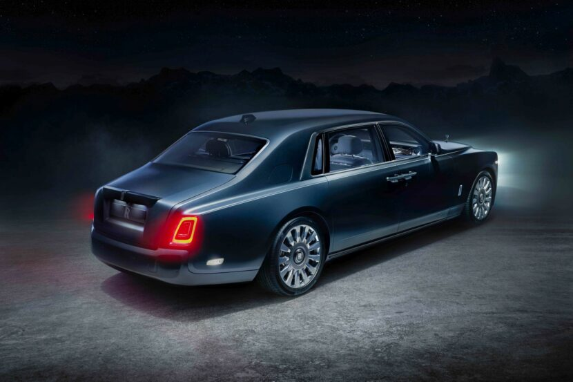Rolls Royce Phantom Tempus Collection 8 830x553