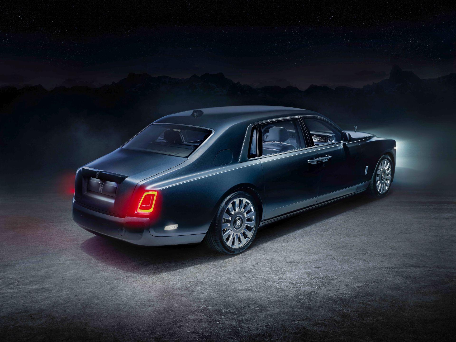 Rolls Royce Phantom Tempus Collection 8