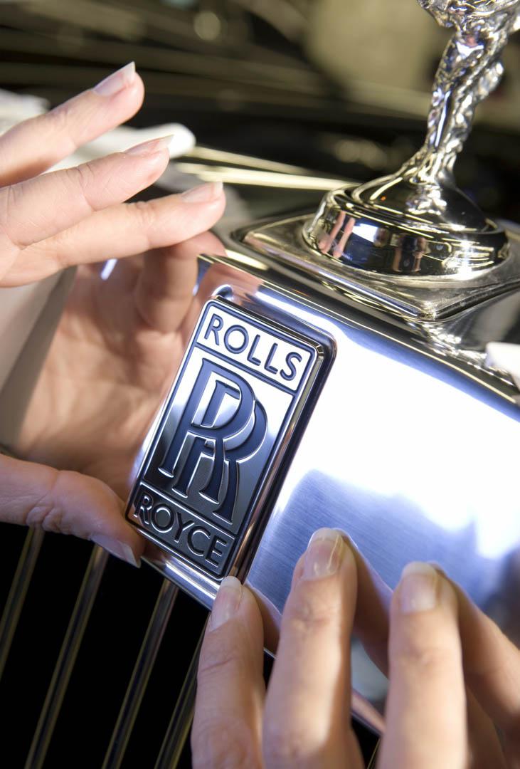 Rolls Royce Spirit of Ecstasy 1