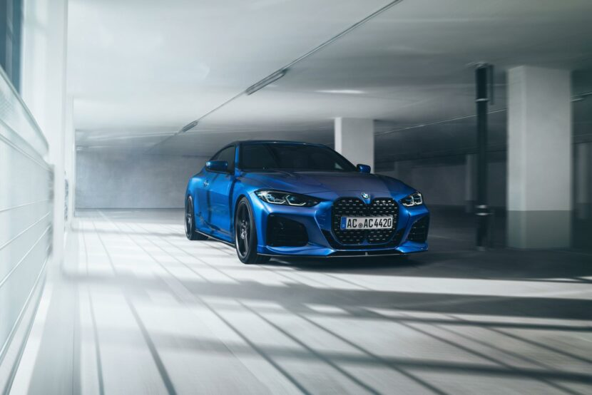 The BMW 4 Series by AC Schnitzer now makes 420 horsepower