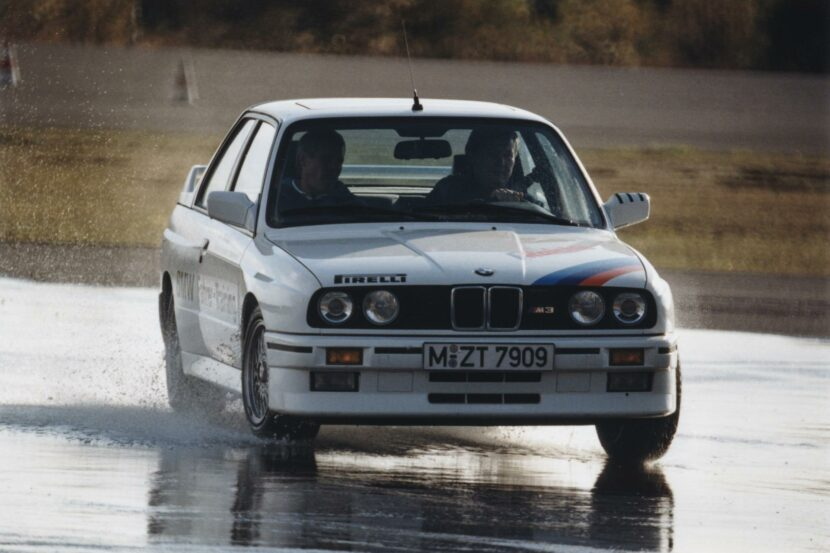 The BMW E30 M3 put BMW on the map in the Czech Republic