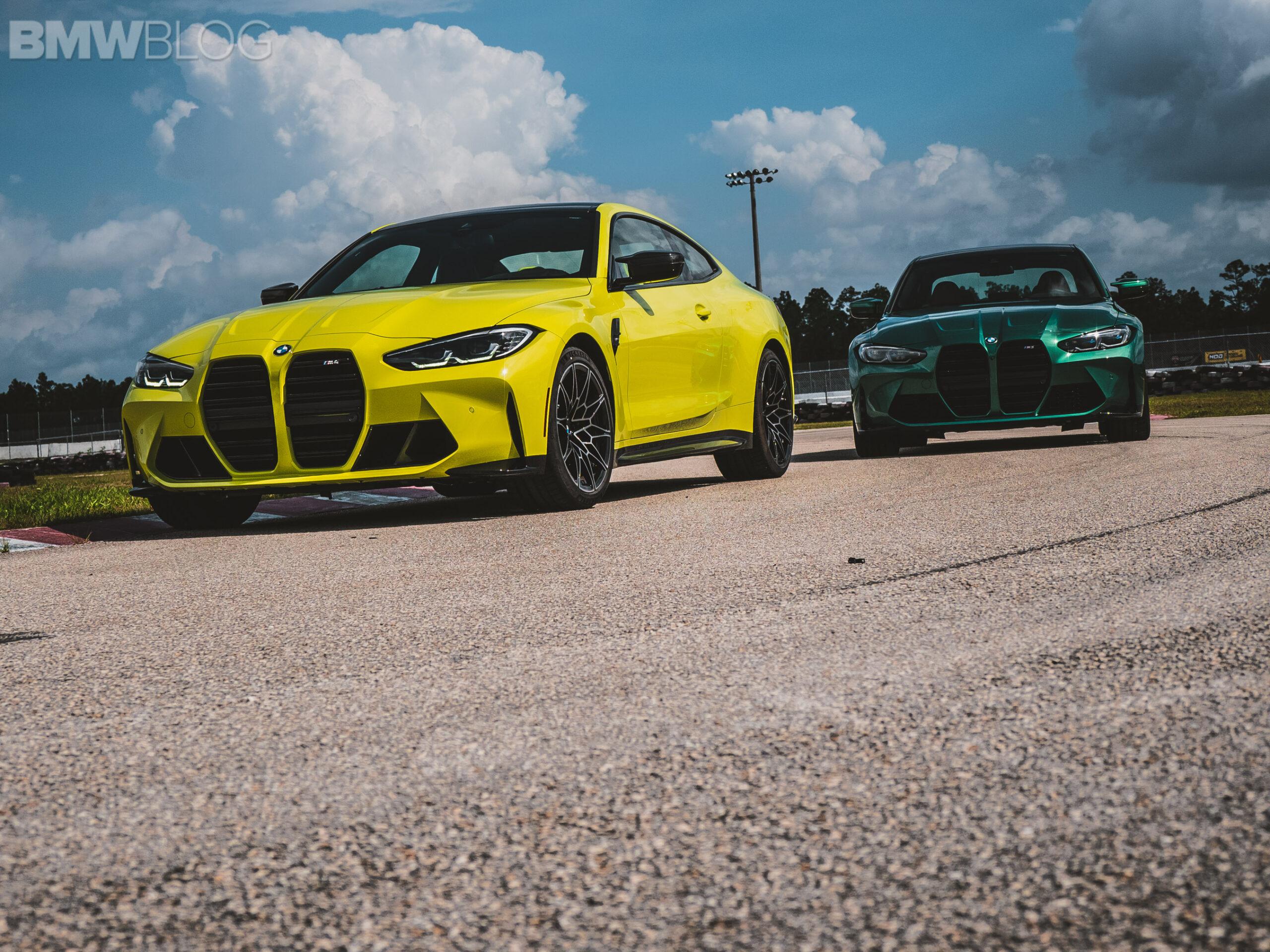 ВИДЕО: Объяснение BMW M3 и M4 M Laptimer
