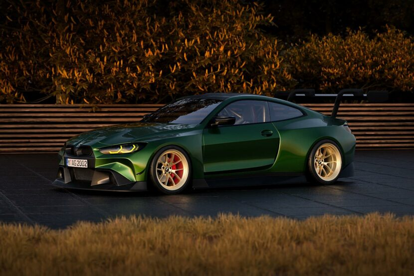 bmw m4 csl widebody render 01 830x553