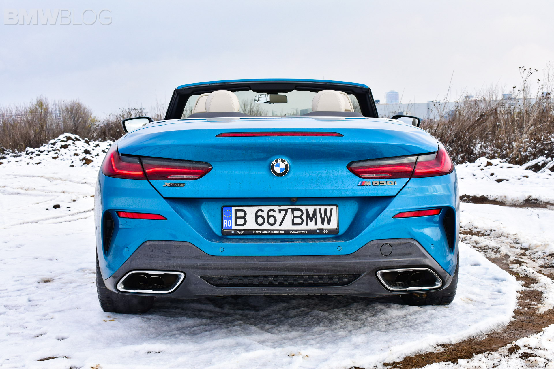 REVIEW: 2021 BMW M850i xDrive Convertible Individual – Summer Breeze
