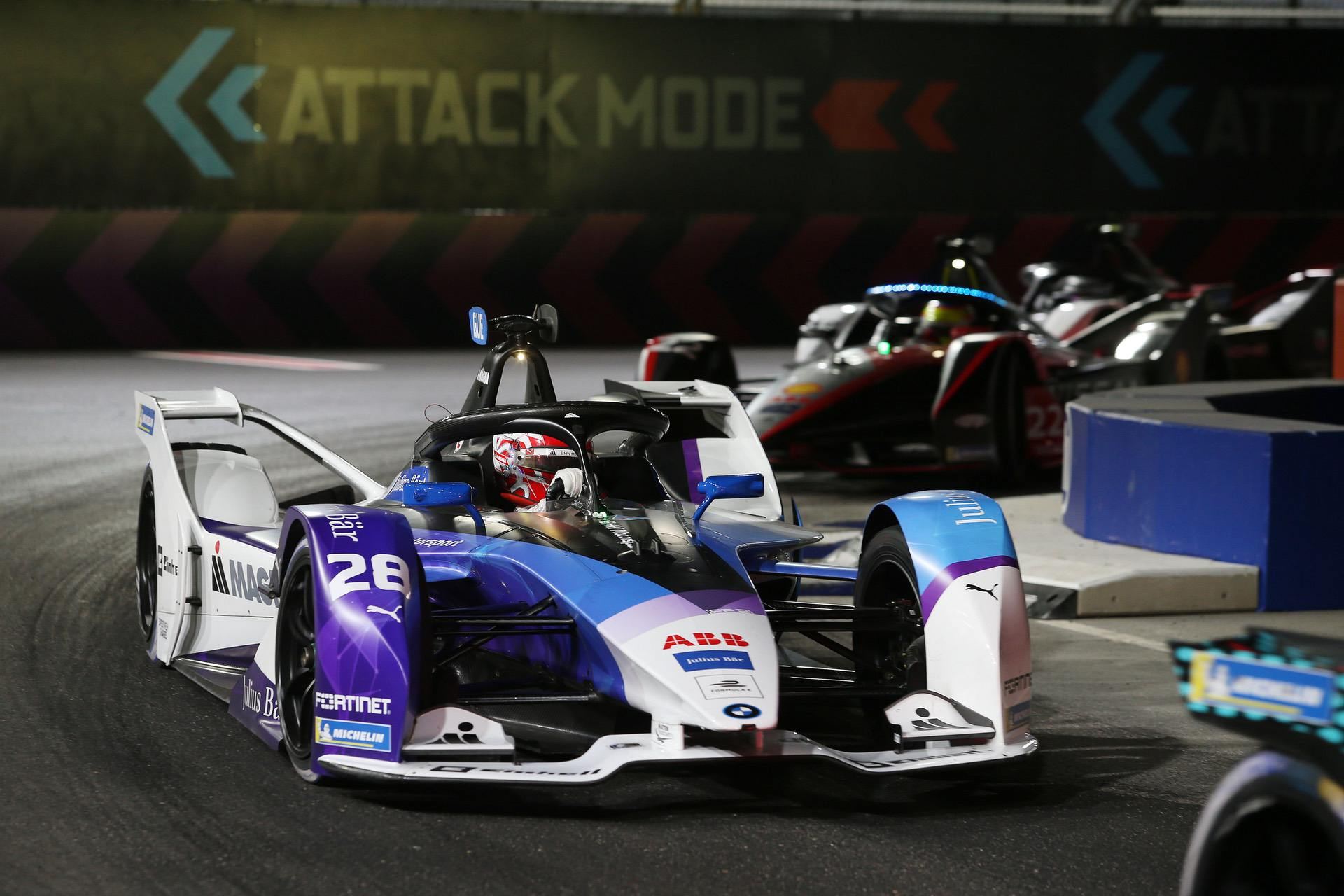 Formula E: No points for BMW i Andretti Motorsport in Diriyah