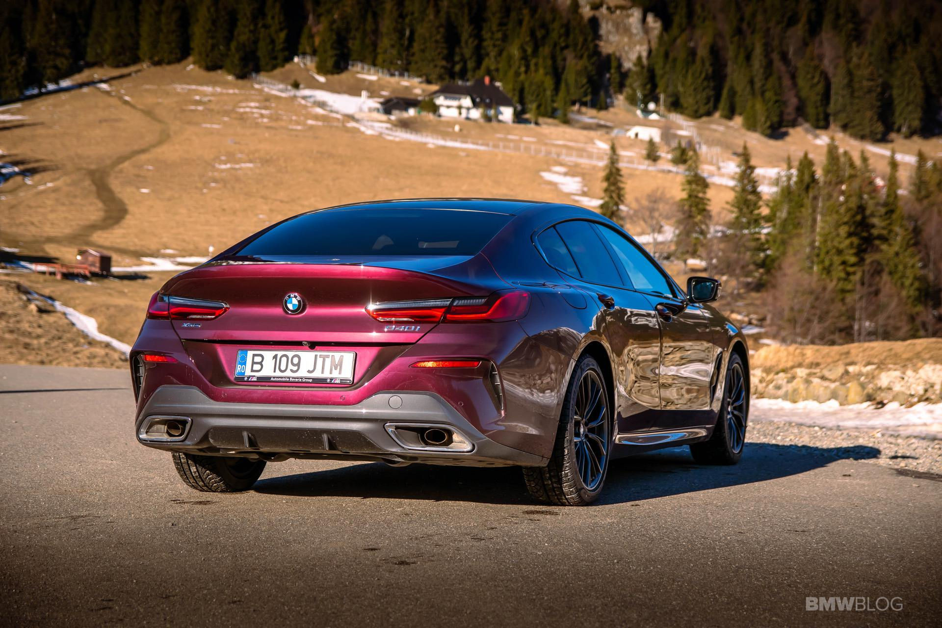 TEST DRIVE: 2021 BMW 840i Gran Coupe – Luxury lifestyle
