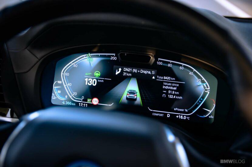 2021 bmw ix3 test Drive 00