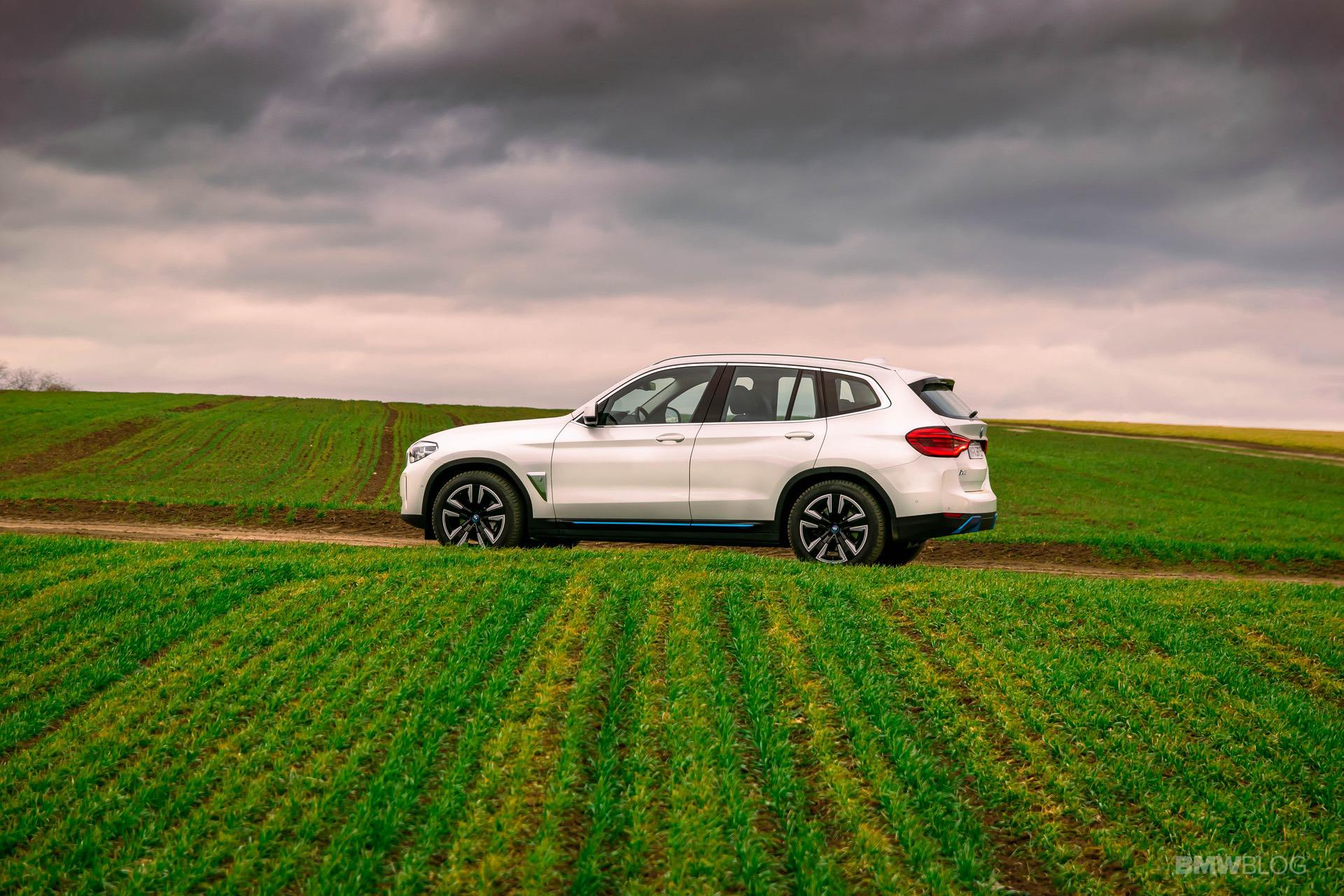 TEST DRIVE: 2021 BMW iX3 Electric SUV – Incremental Steps