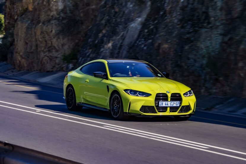 Video: 2021 BMW M3 and M4 Competition reviewed together