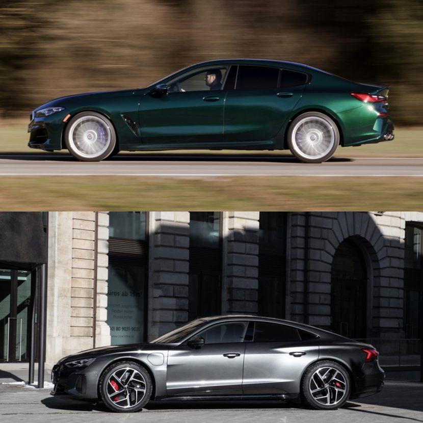 ALPINA B8 Audi RS e tron GT 4 of 5 830x830