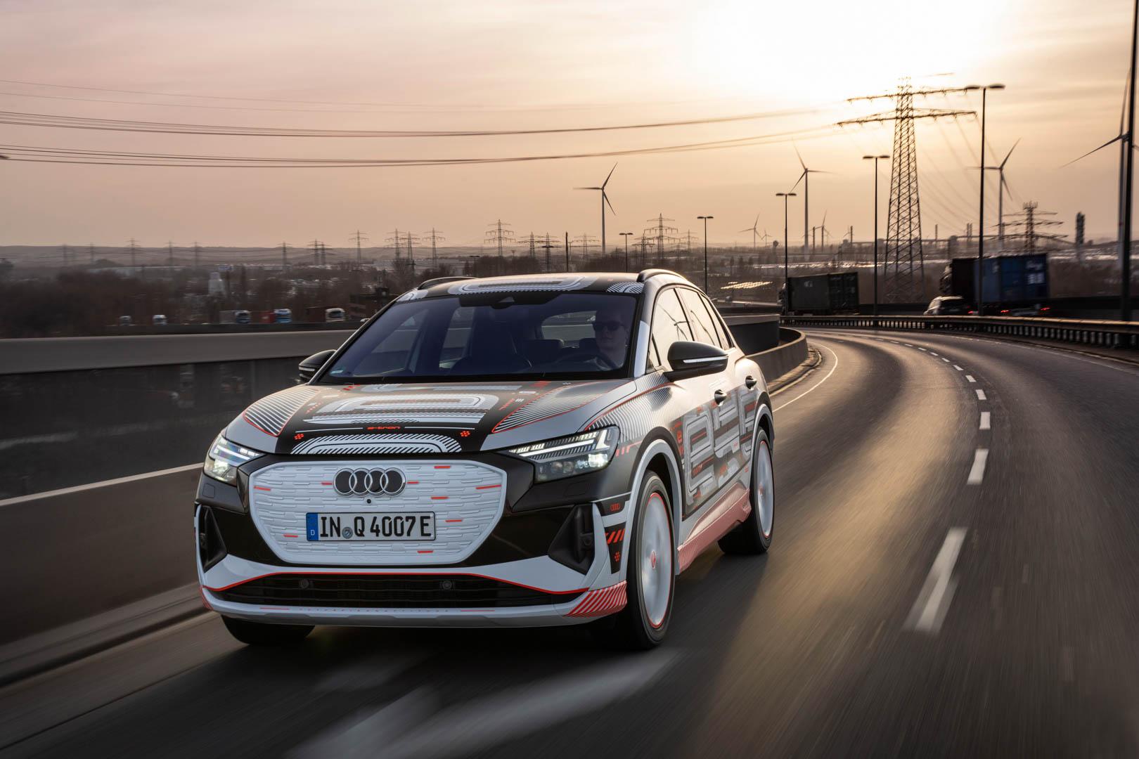 Audi Q4 e tron 138