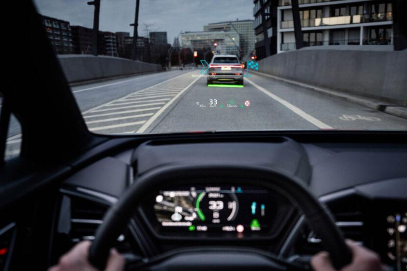 Audi Q4 e tron 149 830x553