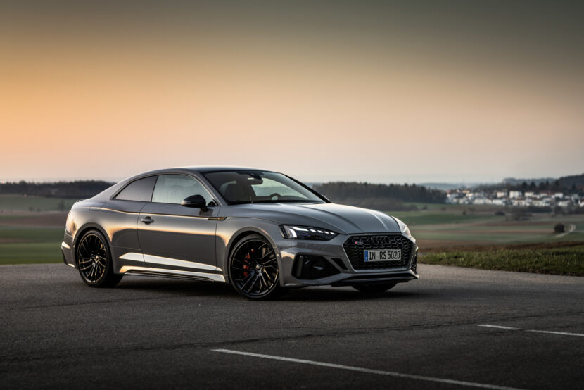 Audi RS5 Coupe 1 of 1 830x554