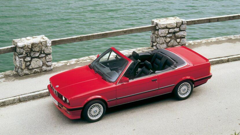BMW 3 Series Cabriolet E30 766 38 830x467