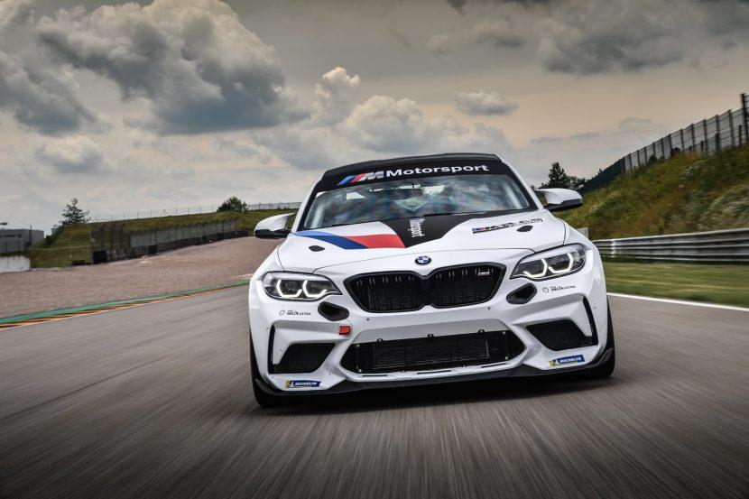 BMW M2 CS Racing 1 of 4 830x553