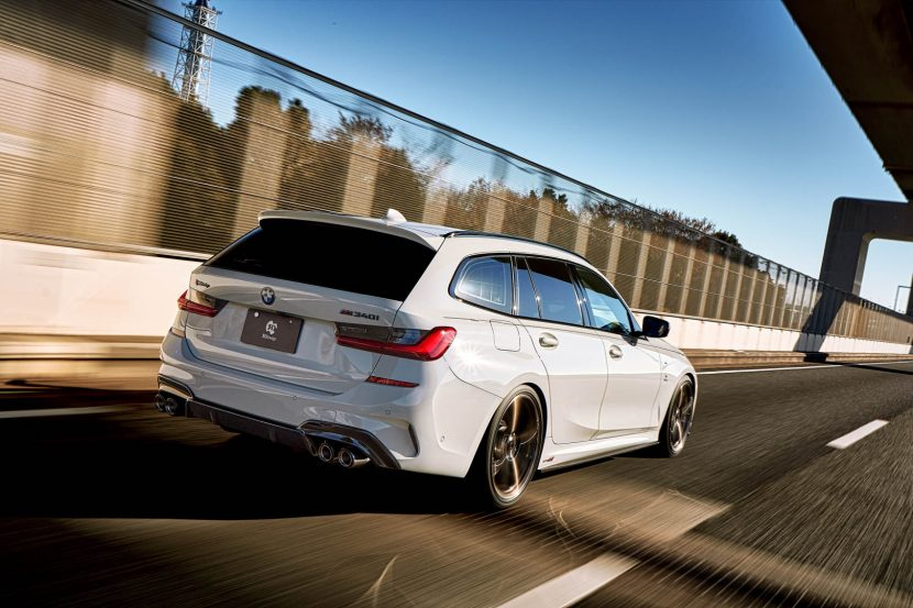 BMW M340i Touring 3D Design 5 of 14 830x553