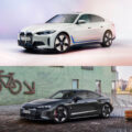 BMW i4 vs Audi e tron GT 5 of 5 120x120