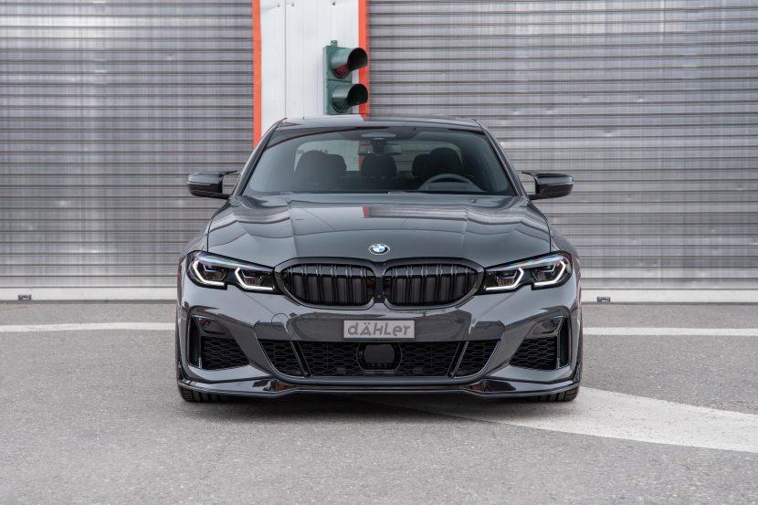 Dahler BMW M340i xDrive gets M3 performance levels