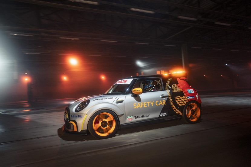 MINI Electric Pacesetter 10 830x553