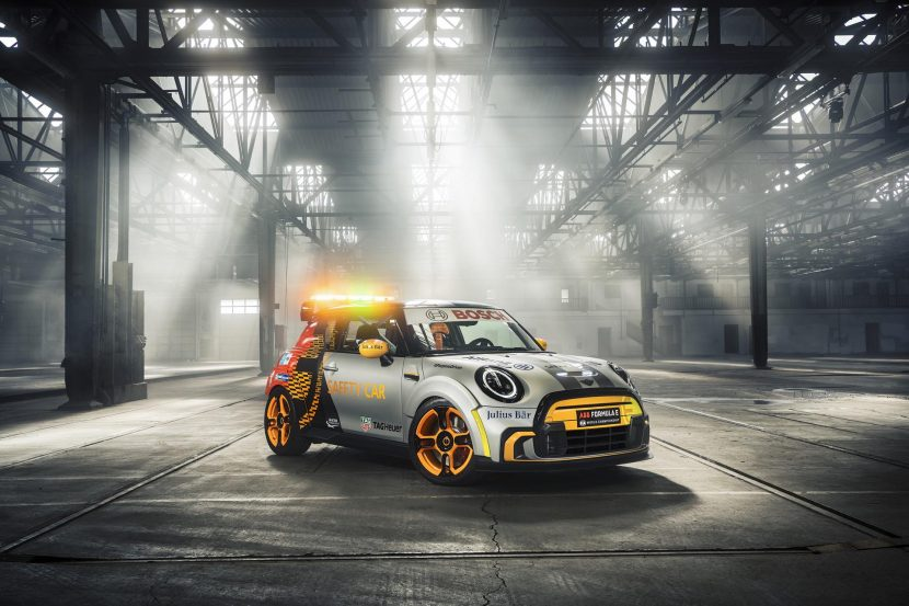 MINI Electric Pacesetter 52 830x553